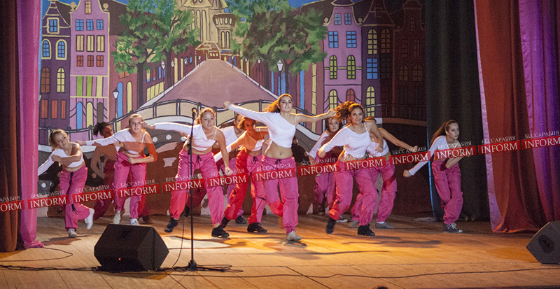 Битбокс, брейк-данс и восточные танцы ко Дню Студента! ФОТО, ВИДЕО