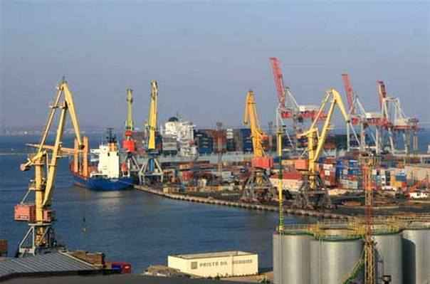 Ильичевский порт увеличил грузопереработку