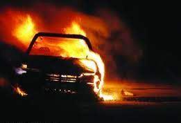 В Измаиле загорелся автомобиль. Пострадавших нет