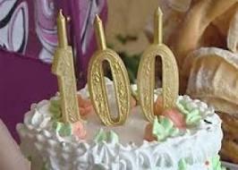 Измаильская долгожительница отметила 100-летний юбилей