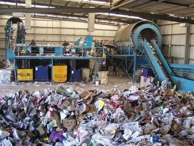 Вблизи Новосибирска возведут мусороперерабатывающий завод