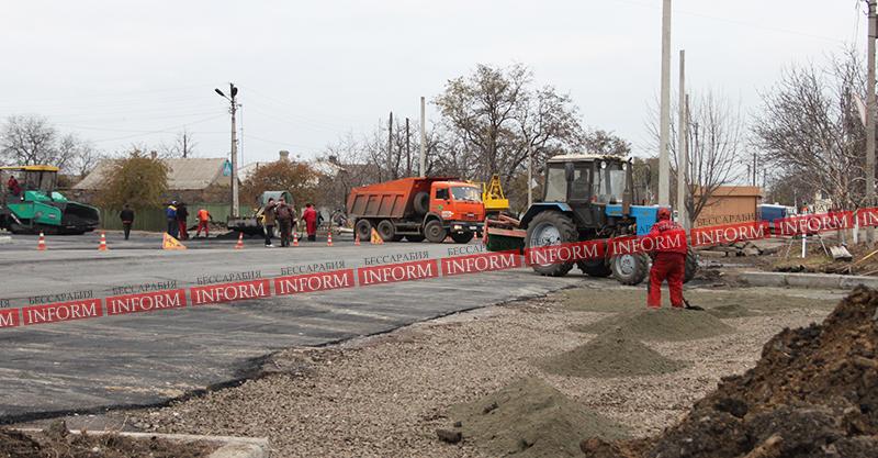 Измаил: Расширение ул Шевченко, идет полным ходом! ФОТО +видео
