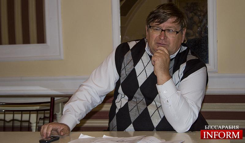 """Вячеслав Страшилин: """"Через 3 месяца Измаил пойдёт на выборы"""""""