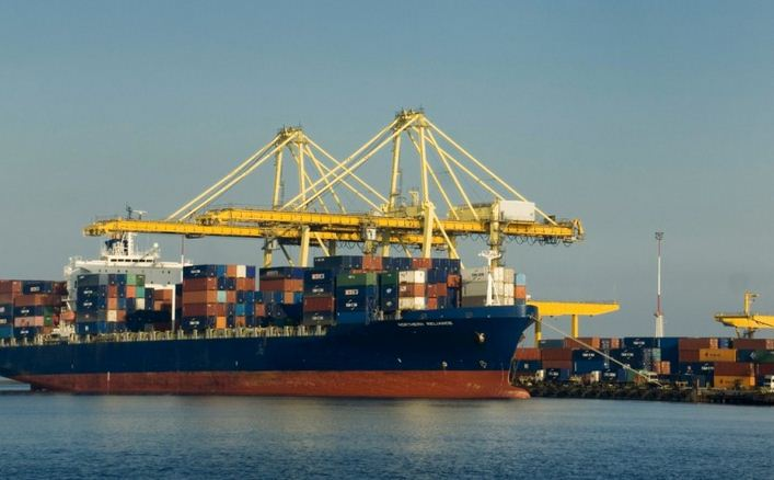 Ильичевский порт увеличил грузооборот на 1 млн. тонн