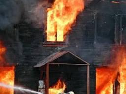 В Бессарабии вчера горели дачные домики