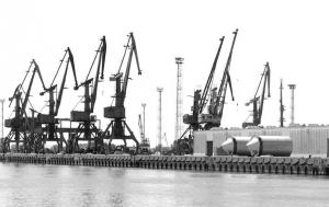 Порты Бессарабии  во время непогоды