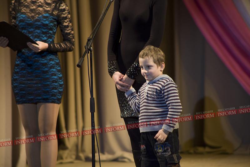 Измаил: Деткам-инвалидам посвятили праздничный концерт. ФОТО (обновлено, ВИДЕО)