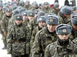 В 2013 году будет отменен призыв на срочную службу в армию