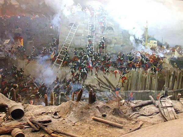 ill4 Взятие Измаильской крепости: Суворов перецеловал солдат и воскликнул Победа или смерть