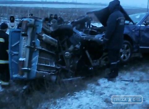 Смертельное ДТП на трассе Одесса - Ильичевск