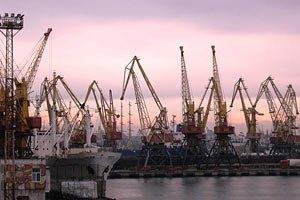 Итоги работы портов  Одесской области в 2012 году