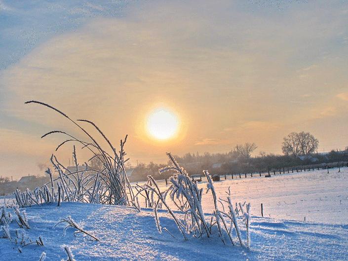 Сегодня - начало зимнего солнцестояния