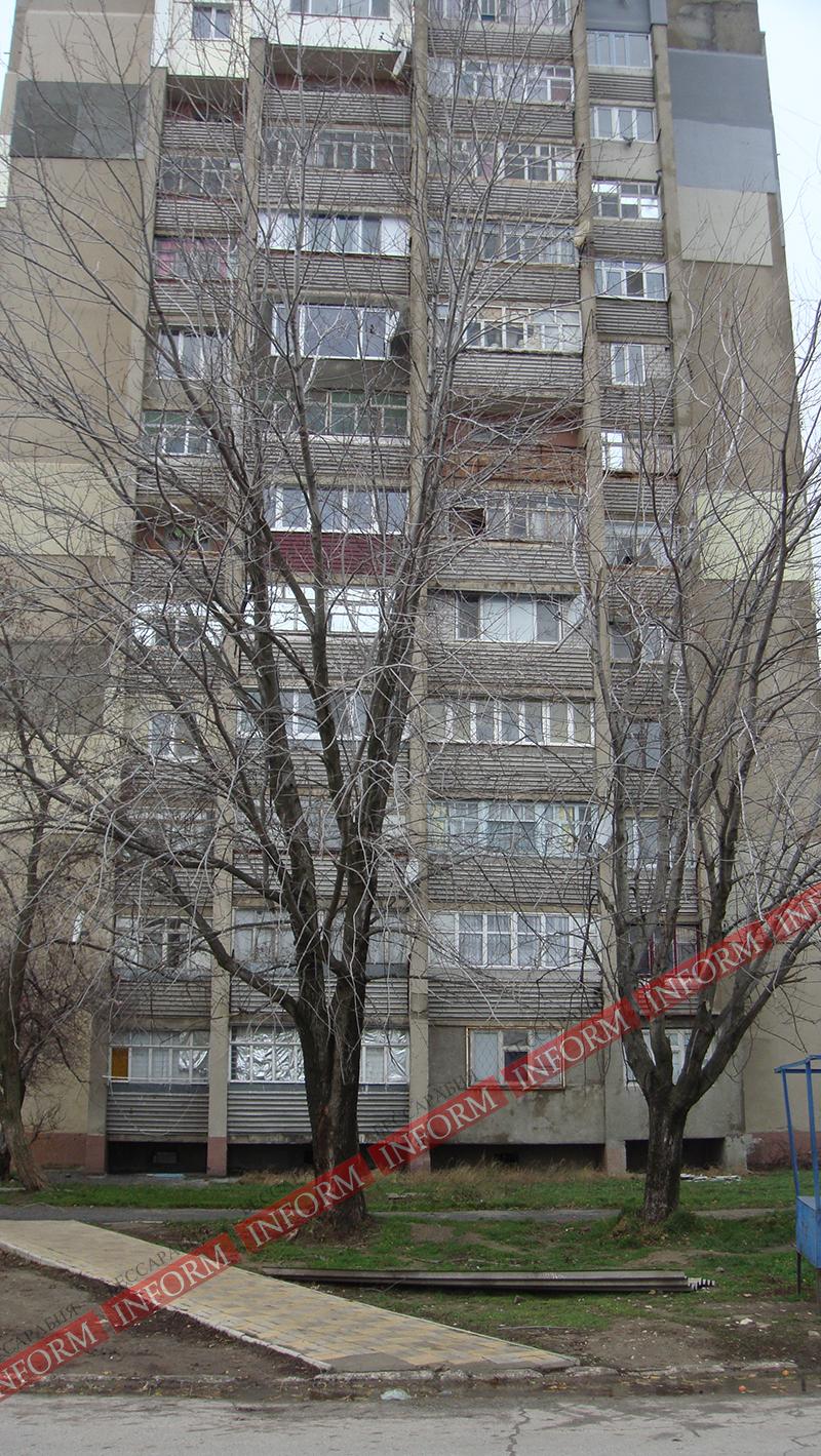 п. Сергеевка: Стихия указала на недоработки коммунальщиков. ФОТО