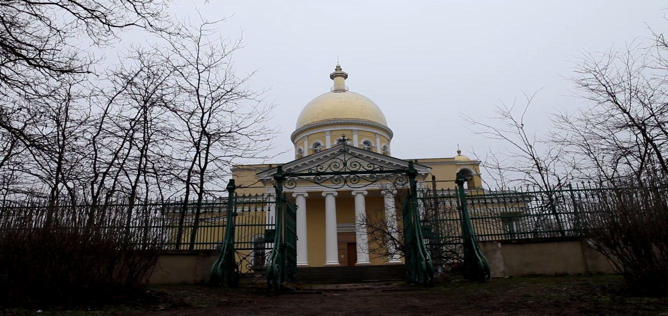 Болградский собор Святого Преображения Господня - год после пожара (фото, видео)