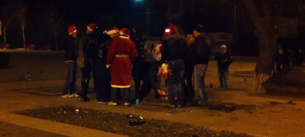 12345 Измаил: как новогоднюю ночь пережили пациенты городской больницы (фото,видео)