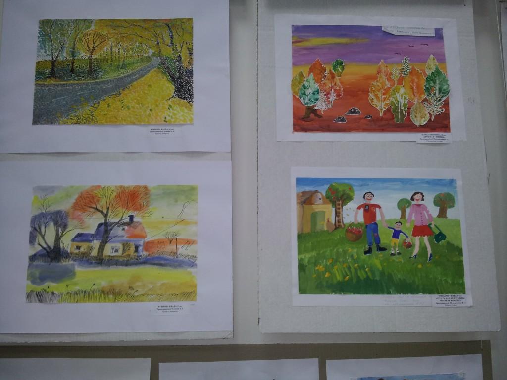 Измаил: окунитесь в красочный мир детского рисунка