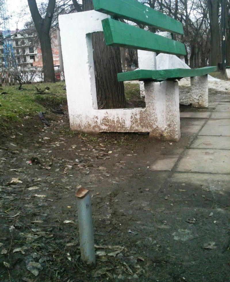 Измаил: куда исчезли урны? (фото)