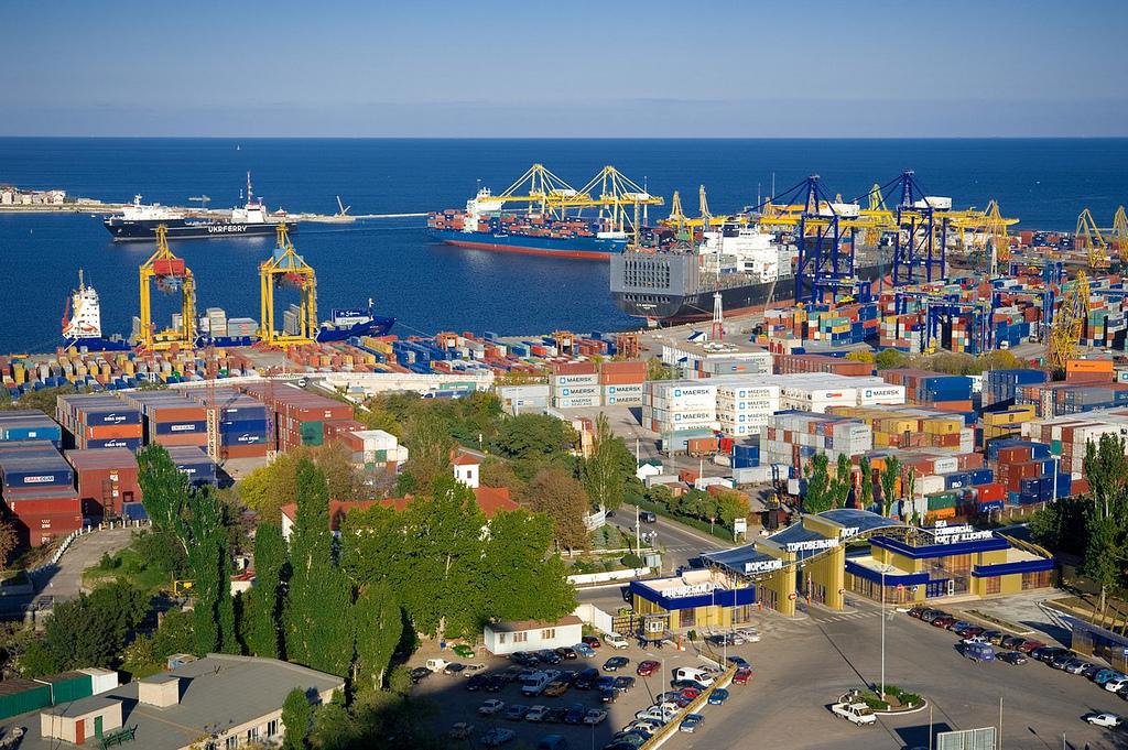 IMTP Порт Ильичевска повысит годовую мощность более чем в 2 раза?