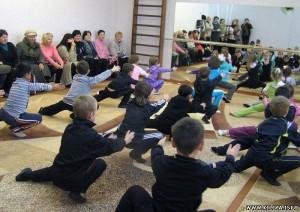tanc klass 300x212 Килия: открыт хореографический класс