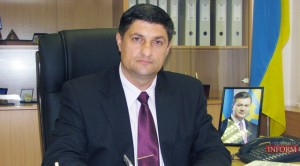 Измаил: мэр города поздравляет участников боевых действий