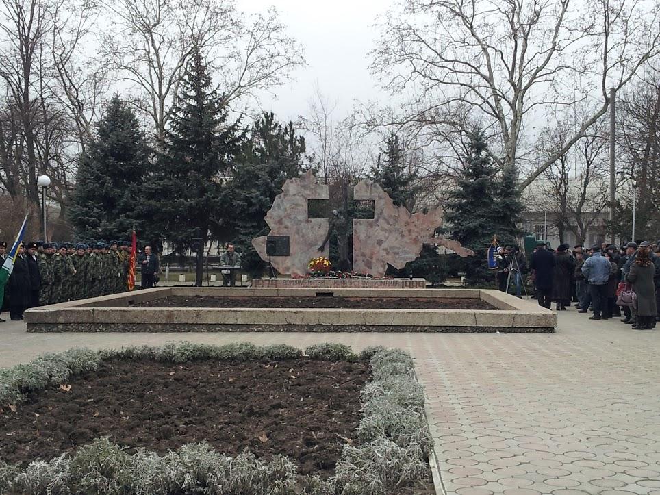 Ветераны Афганской войны почтили память павших. ФОТО