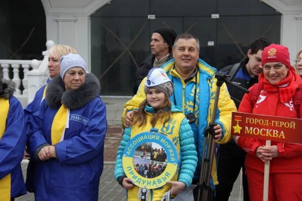 Измаильские моржи добрались и до Севастополя(фото)