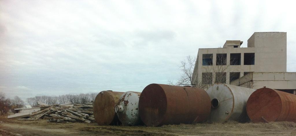 """Измаил: Завод """"Эталон"""" - эталон бесхозяйственности и разрухи"""