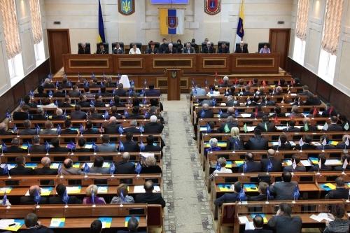 В Одесском облсовете борьба с терроризмом обернулась скандалом