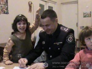 Белгород-Днестровский: правоохранители помнят о детях