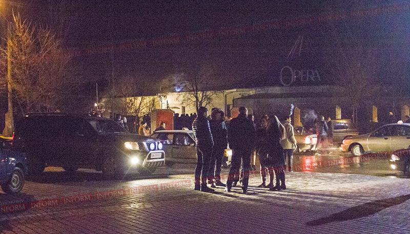 """Измаил: Пожар в ночном клубе """"Opera"""" ликвидировали оперативно! +фото"""