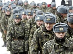 800 призывников от Одесской области будут защищать Украину