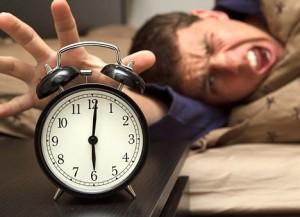 С 31 марта спать будем на час меньше
