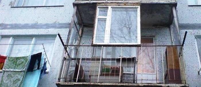 За лоджии и застекленные балконы, придется платить больше