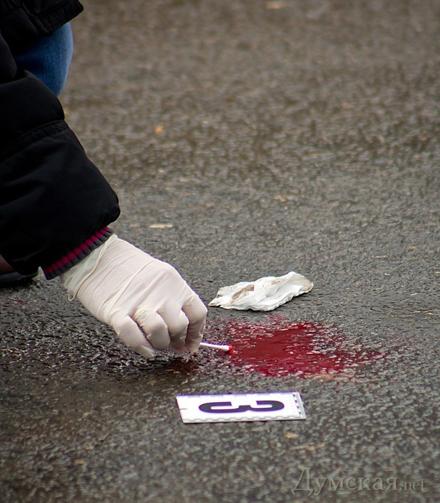 В Одессе на акции протеста произошла перестрелка: есть раненые (фото)