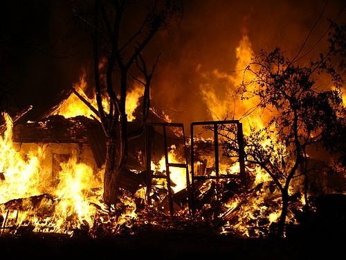 Пожар унес жизнь двух жительниц Ренийского района
