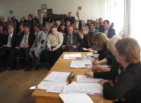 Клан Барвиненко теряет контроль над Аккерманом: сессия горсовета сорвана