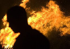 "Бессарабия: женщина ""случайно"" сожгла мужа"