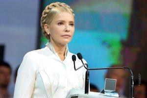 Тимошенко 8 марта выразила уверенность, что весна победит