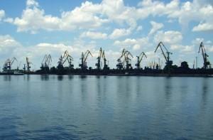 Измаил: порт отгрузил первую партию железной руды для Сербии