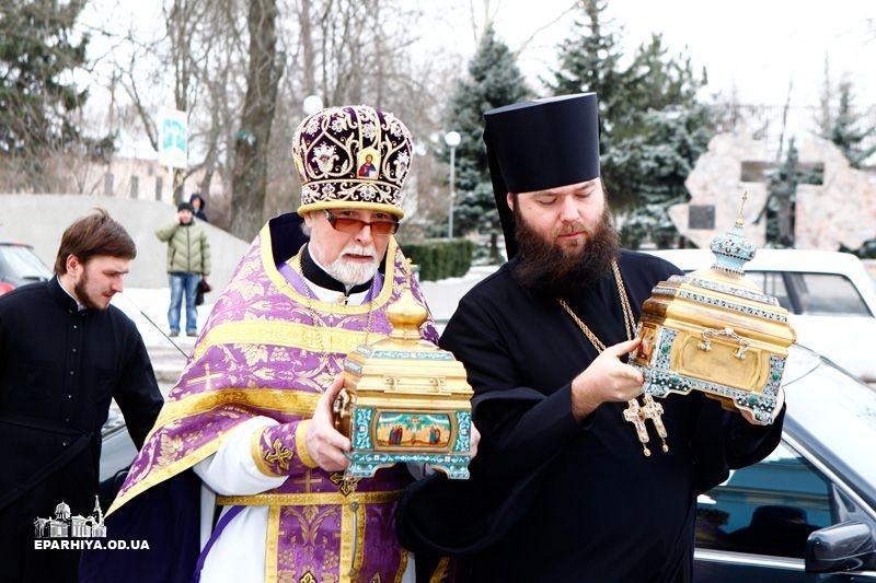Измаильский район: Митрополит Агафангел посетил храмы