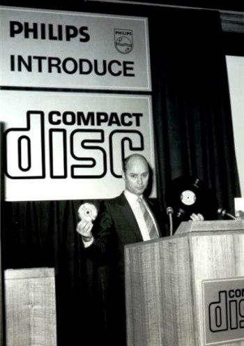 История: компакт-диску сегодня исполнилось ровно 30 лет