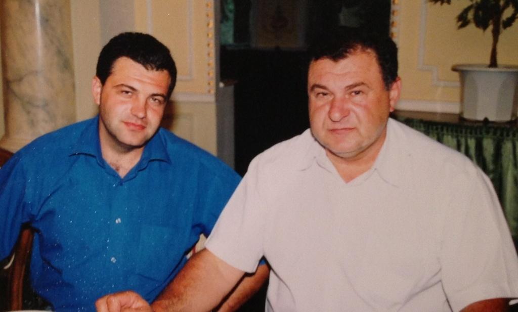 Виктор Алексеевич Бабенко, человек великой эпохи...