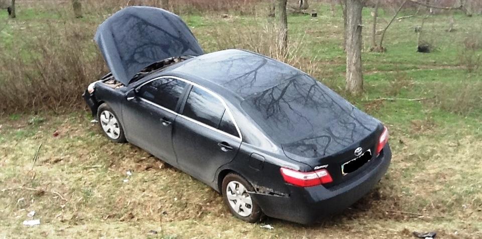 IMG 0229 ДТП на трассе Одесса   Рени: столкнулись две Toyota Camry и фура