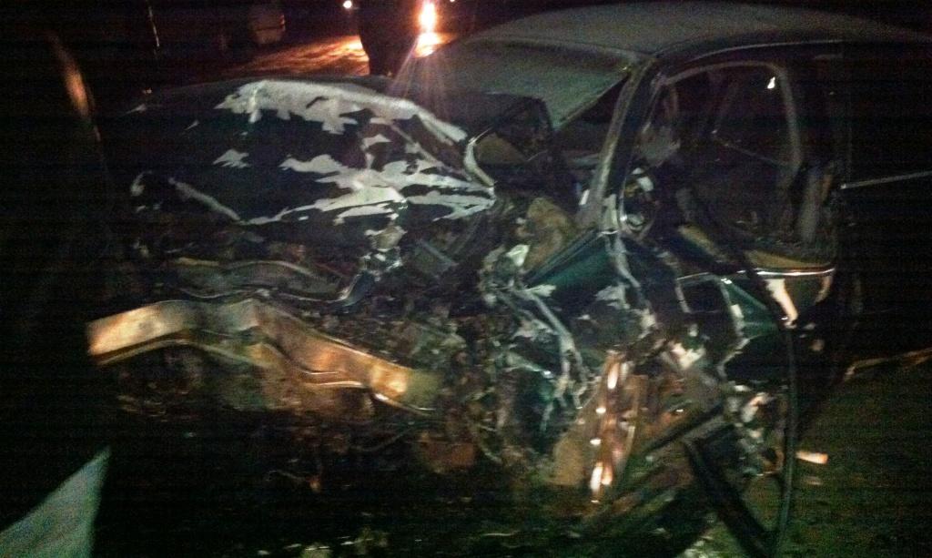 Смертельное ДТП на трассе Одесса - Рени, погибли три человека (видео,фото)