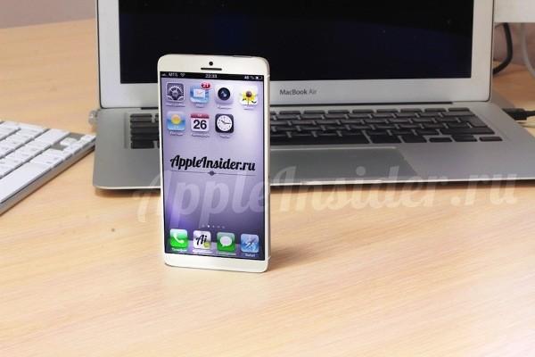 Apple iPhone 6: большой, но тонкий смартфон из 2014 года