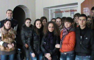 Белгород-Днестровская милиция провела «день открытых дверей»