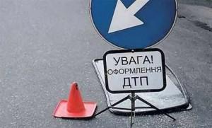 Трасса Одесса-Рени:  автомобиль въехал в кювет