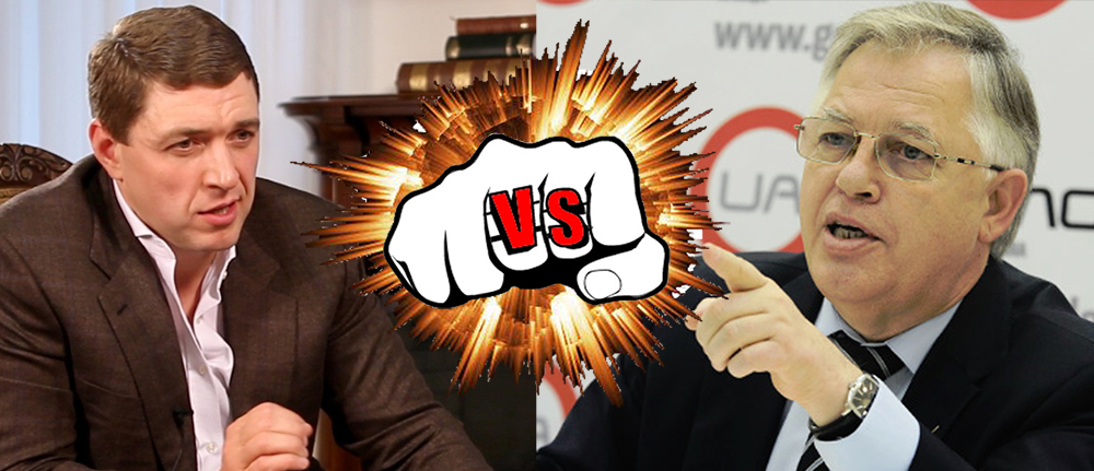 Дубовой против Симоненко: коммунисты пытаются вернуть смертную казнь