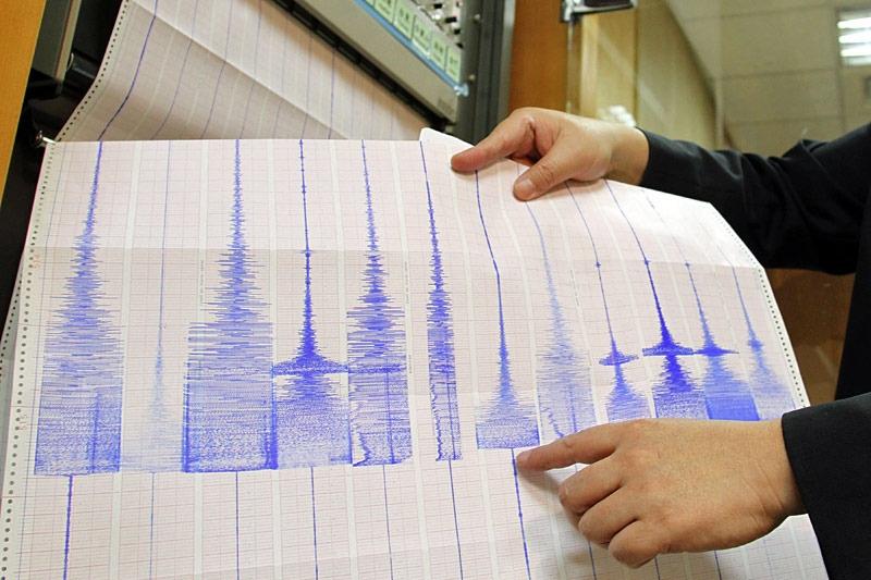 Утреннее землетрясение измаильчане не ощутили