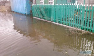 Б.-Днестровский район: спасатели откачали 250 куб.м воды со двора